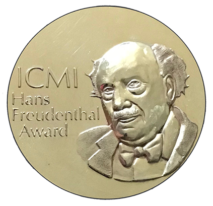 The ICMI 2011 Hans Freudenthal Medal